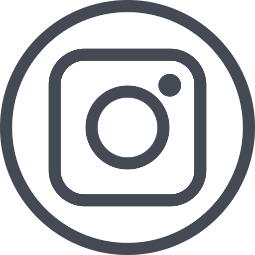 Circle, Social, Instagram Icon Free Of Social Media Set