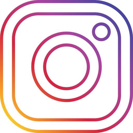 Instagram, Photo, Round, Social Icon Free Of Neon Icons