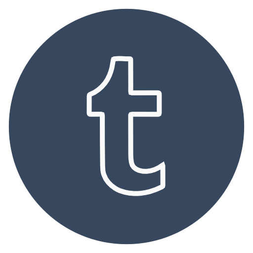 Circle, T, Twitter, Social Network Icon Free Of Social Media