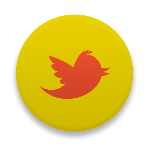 Twitter Smooth Icon