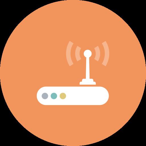 Device, Internet, Modem, Router, Technology, Wifi, Wifi Modem Icon