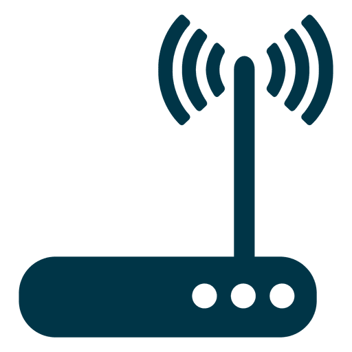 Router Flat Icon