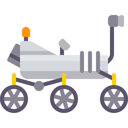 Mars Rover Png Icon