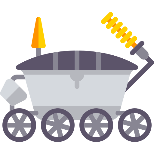 Moon Rover Png Icon