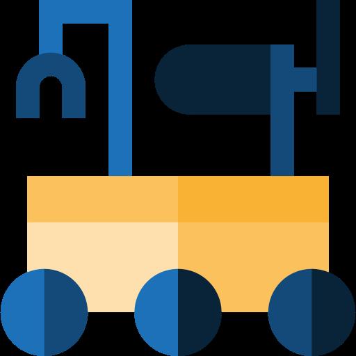 Science, Transportation, Transport, Vehicle, Automobile, Moon