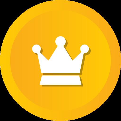 Premium, Optimization, Princes, Service, Crown, Winner, Royal Icon