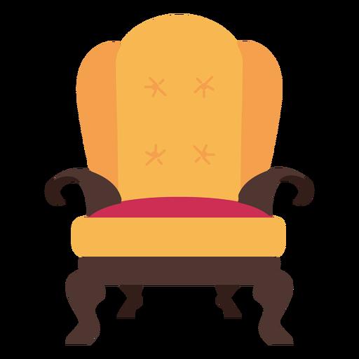 Royal Armchair Icon