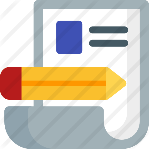 Free Resume Icons