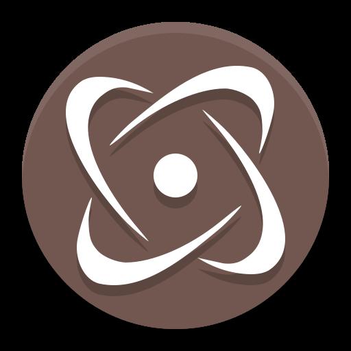 Atom, Rpg Icon Free Of Papirus Apps