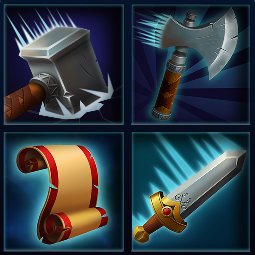 Game Icons Portfolio