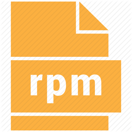 Archive Format, Format, Rpm Icon
