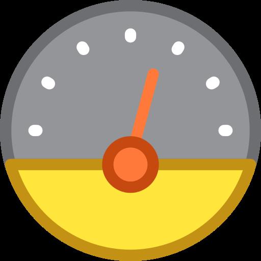 Velocity Speedometer Png Icon