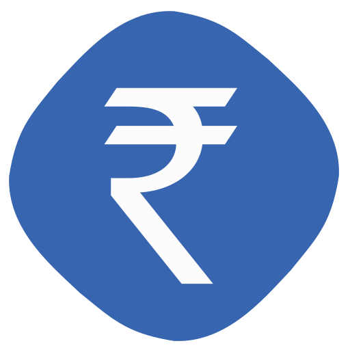Currency, India, Indian, Money, Rs, Rupee Icon