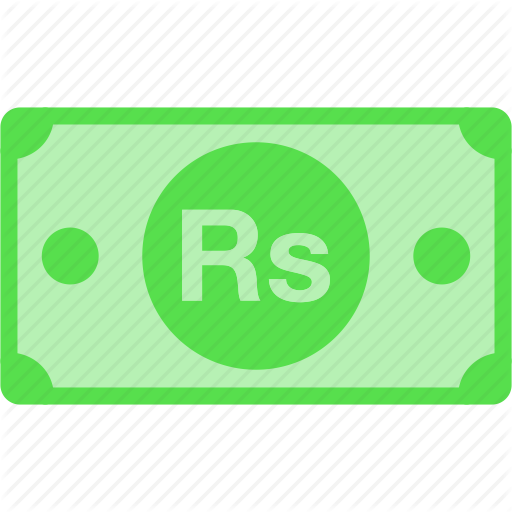 Currency, Money, Pakistan, Pkr, Price, Rs, Rupee Icon