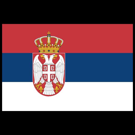 Rs Serbia Flag Icon