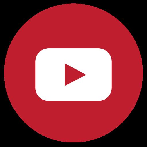 Media, Rs, Social, Youtube Icon