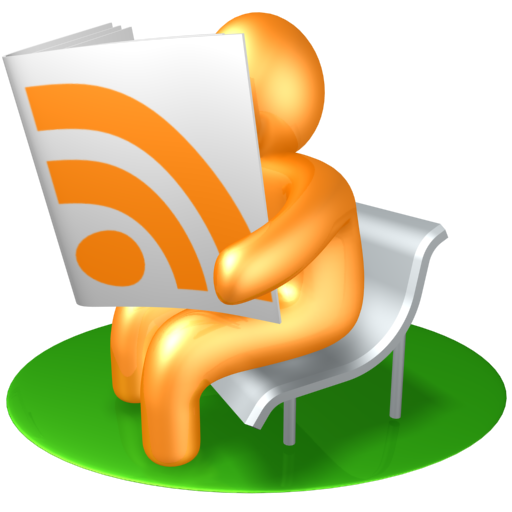 Rss Reader Rss Reader Icon Social Iconset Aha Soft