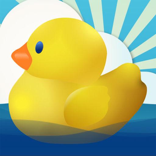 Crazy Rubber Duck