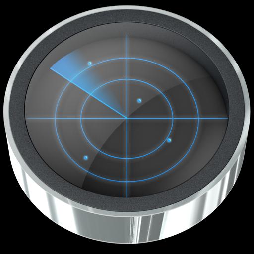 Rubber Radar Icon