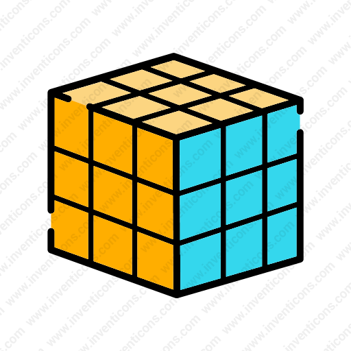 Download Rubik,cube Icon Inventicons