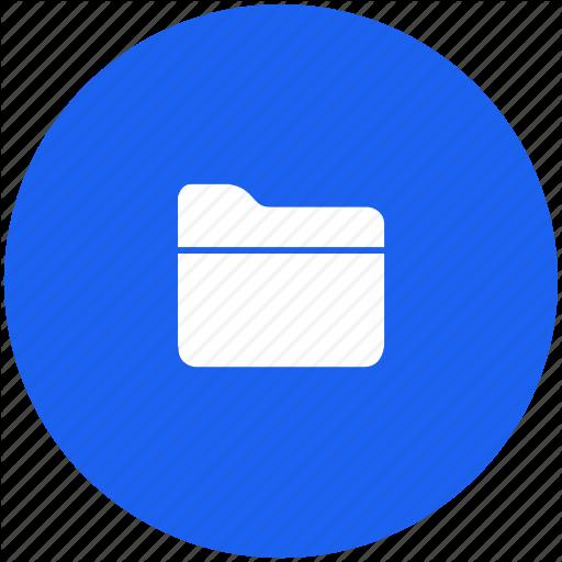 Catalog, Files, Folder, Rubric, Tv Icon