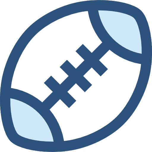 Sport, Sports, Rugby, Summer, Summertime, Rugby Ball, Rugby Game Icon