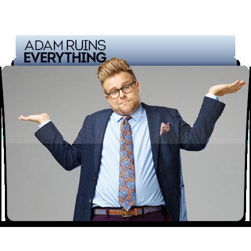 Adam Ruins Everything Folder Icon