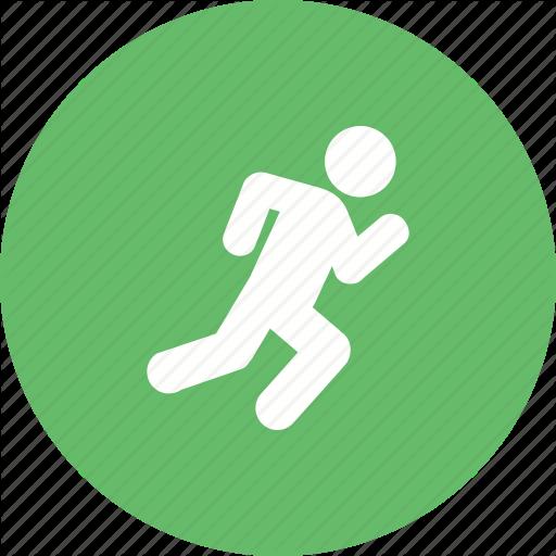 Fitness, Marathon, People, Run, Runner, Running, Young Icon