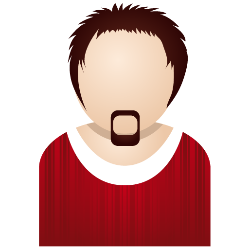 Red Man Icon Images