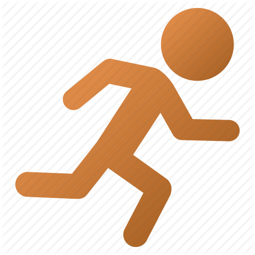 Emergency Exit, Fast Courier, Fitness, Male Person, Run, Runner
