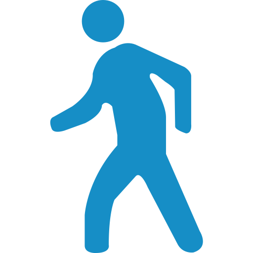 Walk, Morning Walk, Running Icon Png And Vector For Free Download