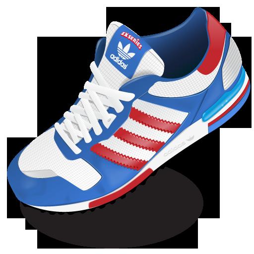 Adidas Shoe Icon Adidas Iconset Mattrich
