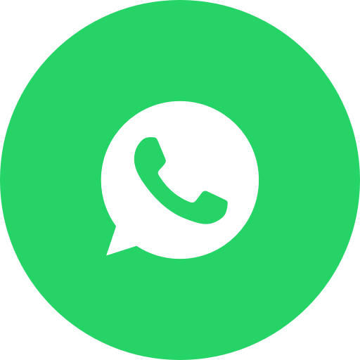 Circle, Message, Messaging, Messenger, Round Icon, Whatsapp Icon