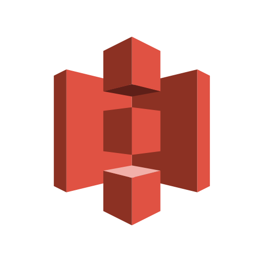 Amazon, Content, Delivery, Storage Icon