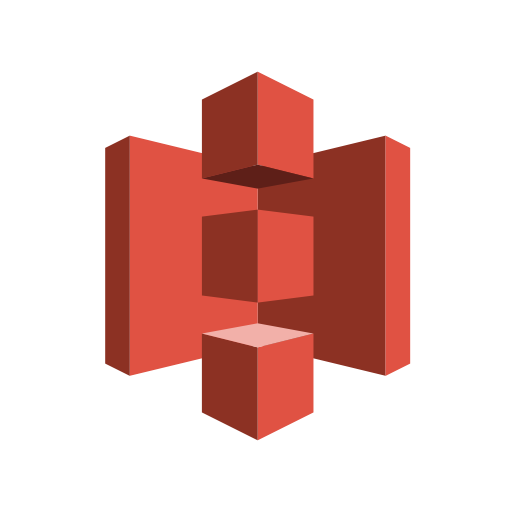 Amazon, Storage, Content, Delivery Icon