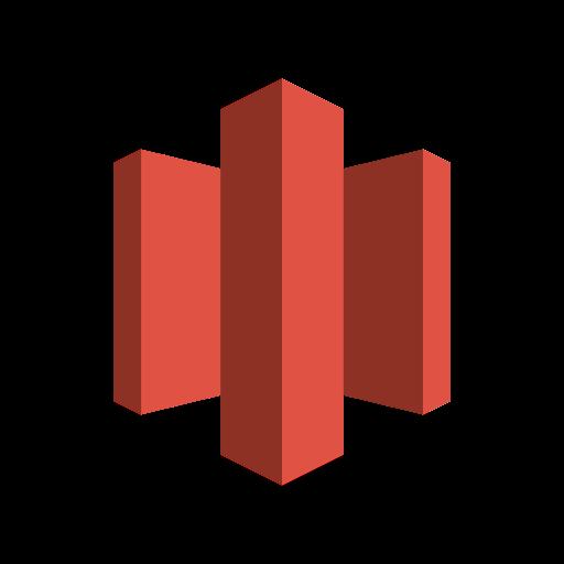 Delivery, Storage, Content, Amazon, Glacier Icon