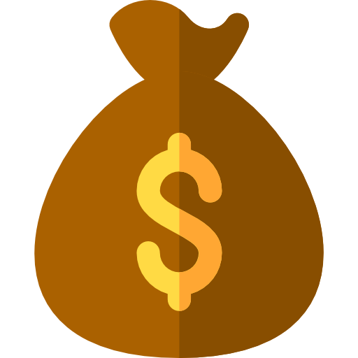 Money Bag, Sack, Bag, Dollar, Sign, Commerce, Money, Dollars