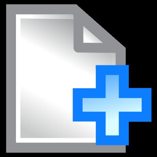 Add Sheet Icon