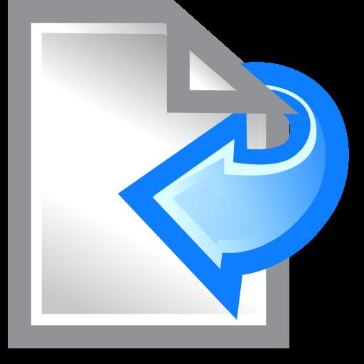 Left Paper Icon