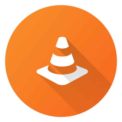Vlc Icon Free Of Material Inspired Icons