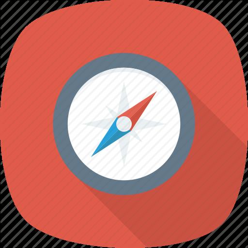 Apple, Browser, Compass, Safari Icon