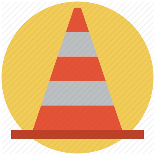 Cone, Danger, Road Cone, Safety, Street, Traffic Cone, Working Icon