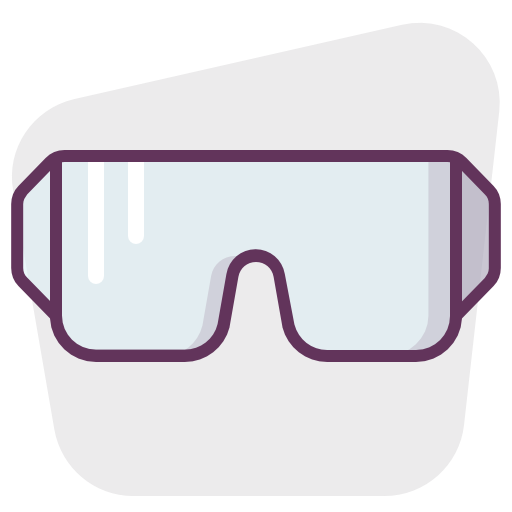 Construction, Protection, Glasses Icon Free Of Protection