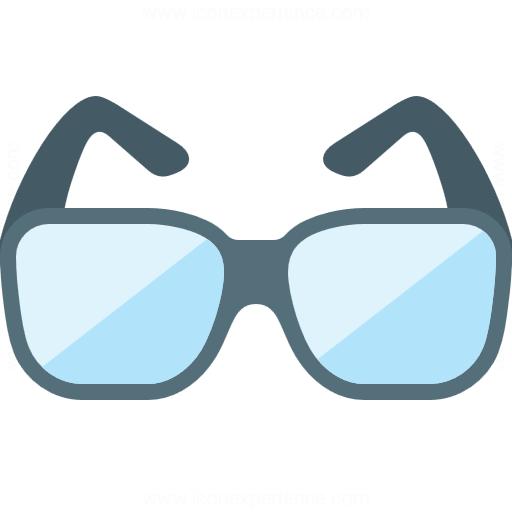Iconexperience G Collection Eyeglasses Icon