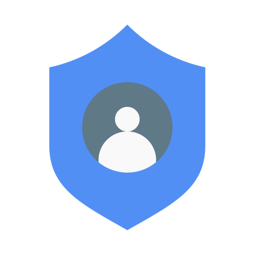 Shield, Protection, Safety, Security, Google Icon Free