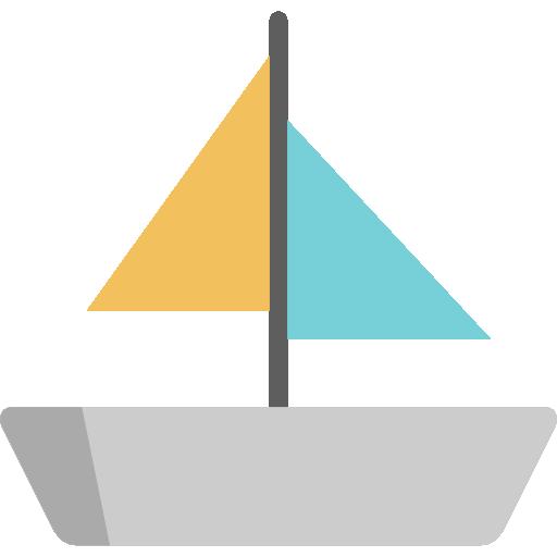 Sailboat Icon Thanksgiving Freepik