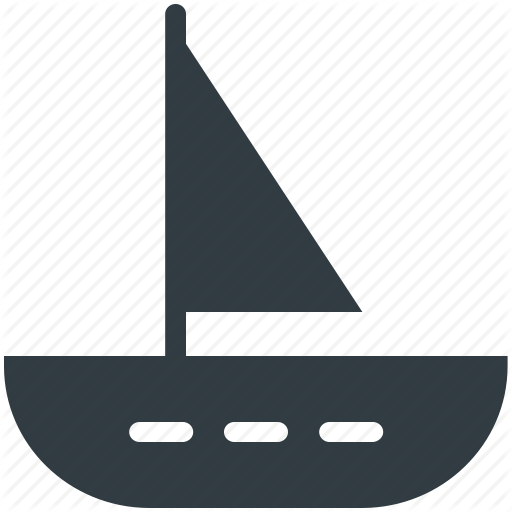 Yacht Vector Summer Icon Huge Freebie! Download For Powerpoint