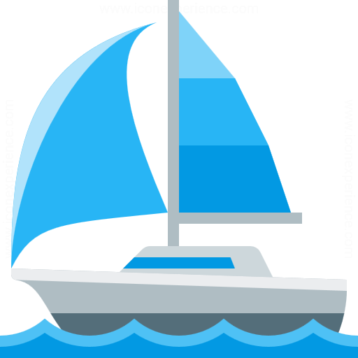 Iconexperience G Collection Sailboat Icon