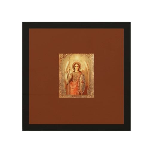 Icon Archangel Michael Art Poster Of Pressures Michael Art And Icons