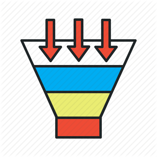 Client, Conversion, Customers, Filter, Funnel, Generation, Lead